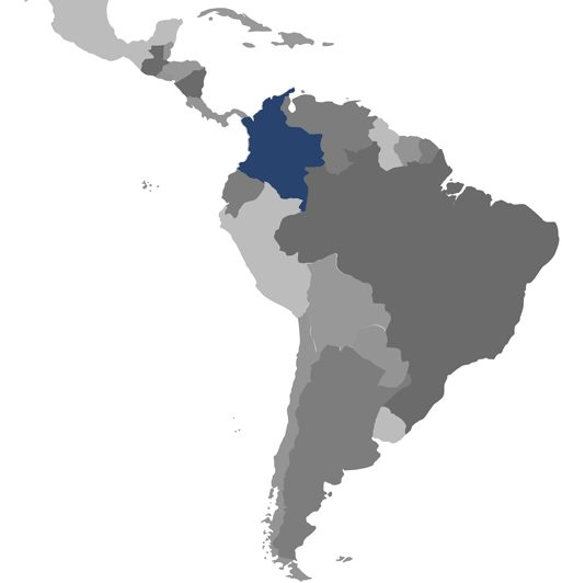 map-colombia